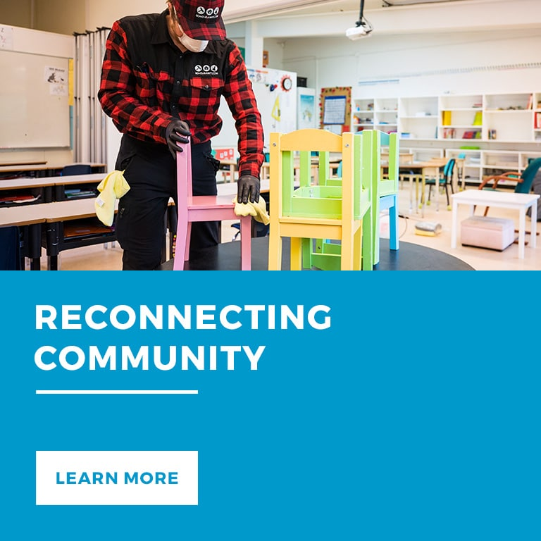 Reconnecting Community