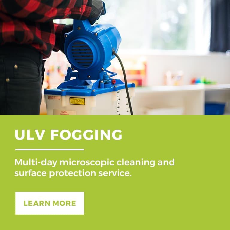 ULV Fogging
